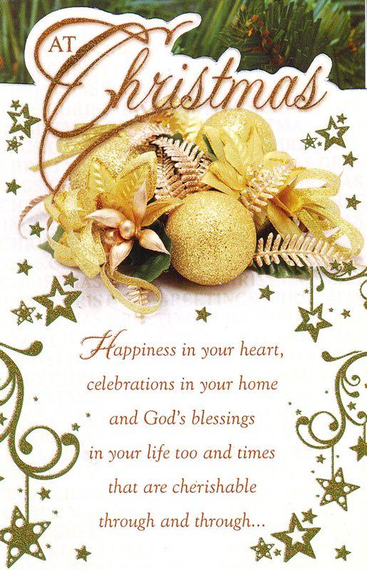 Christmas  Card (rch00034)