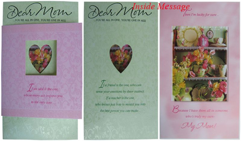 Dear Mom Card (mo000064)