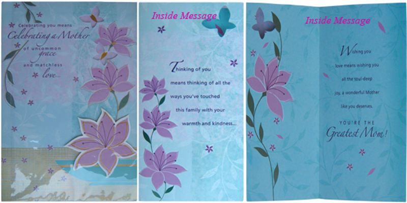 Thinking of You Mother Card (mo000066)