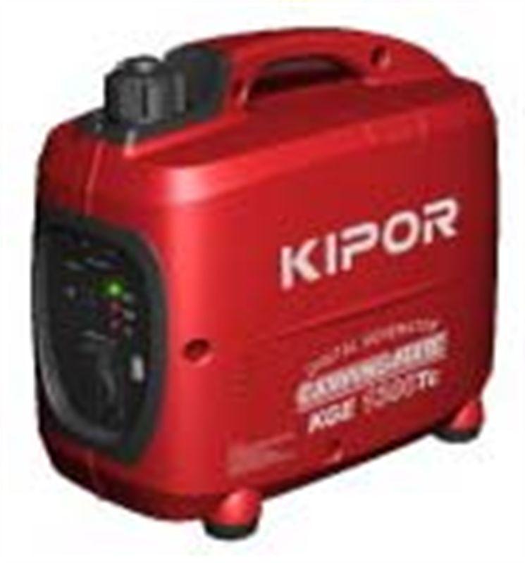 1 KVA Digital Campingmate Generator from Kipor (KGE 1300Tc