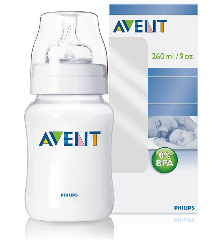 AVENT PP 260ml 1 feeding bottle SCF683/17