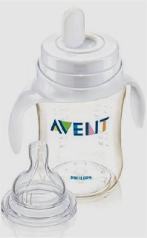 AVENT PES 260ml 2 feeding bottle SCF663/27