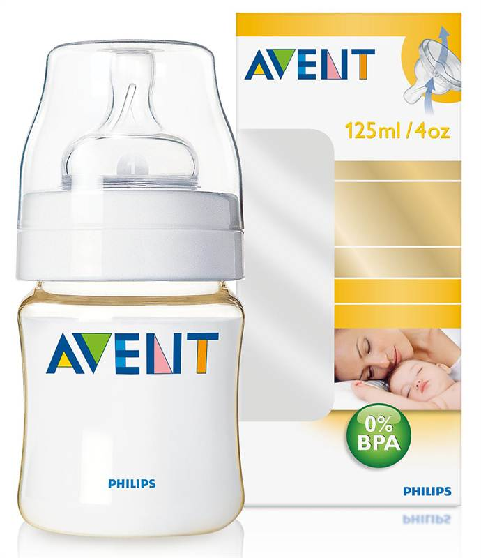 AVENT 125ml Feeding Bottle (SCF660/17)