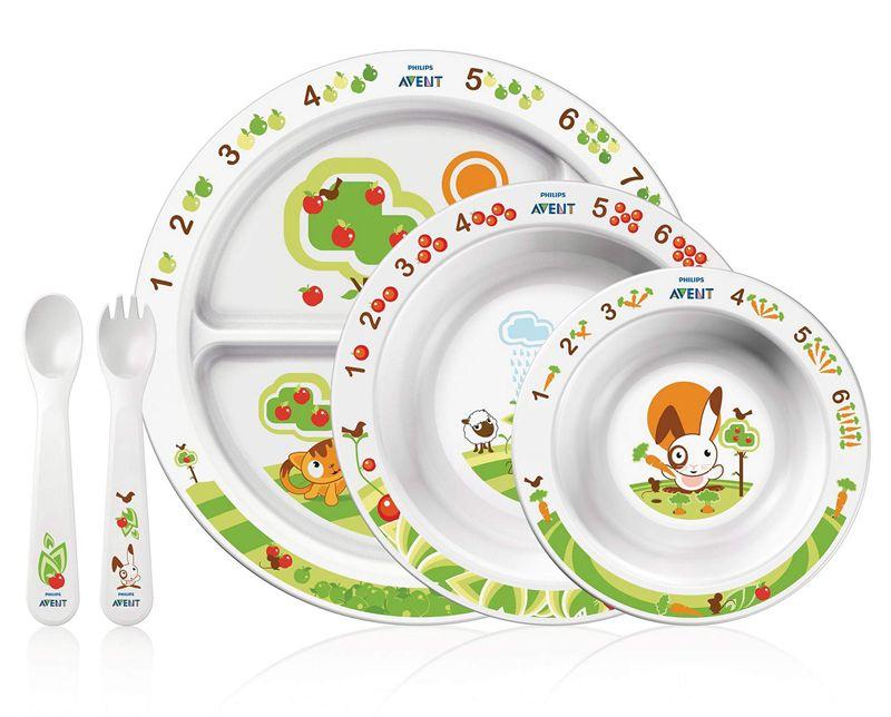 AVENT Toddler Mealtime Set SCF716/00