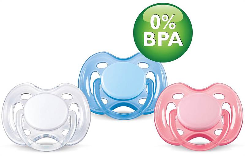 AVENT Freeflow Twin Soother (SCF178/23)