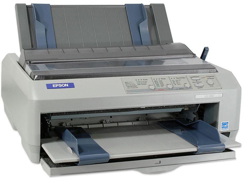 Epson LQ 590 Impact Printer