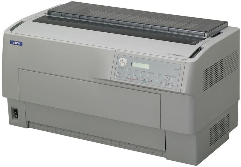 Epson DFX 9000 Impact Printer