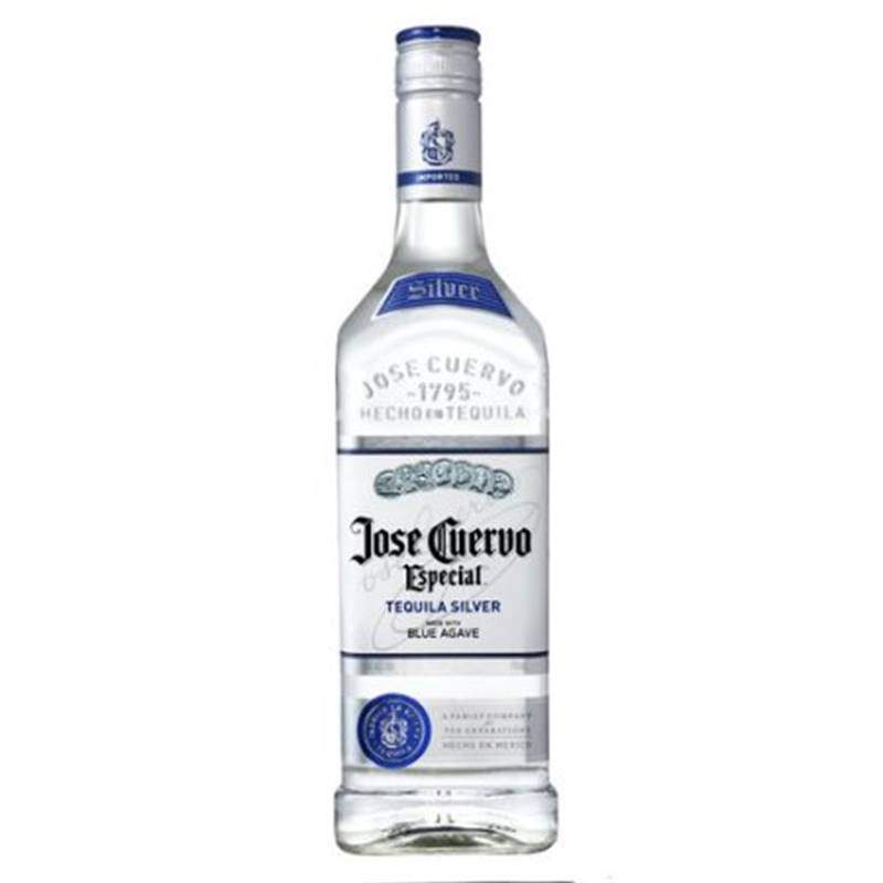 Jose Cuervo Silver Tequila (750ml)