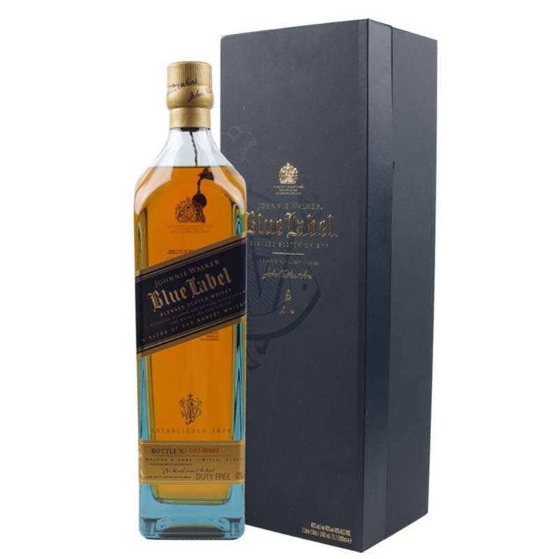 Johnnie Walker Blue Label Whisky (1L)