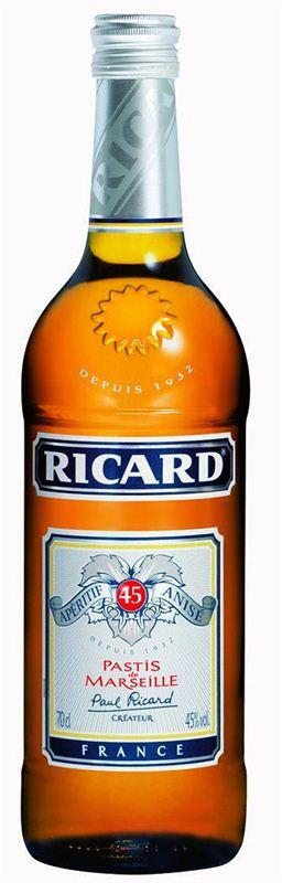 Ricard Anis Pastis de Marseille Liqueur (1L)
