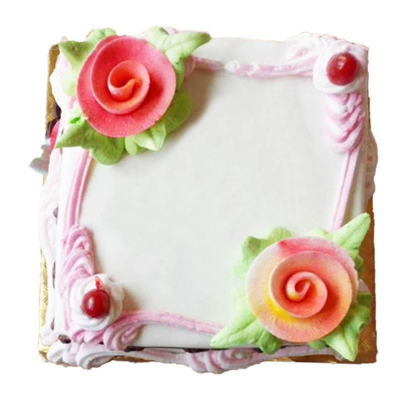 Vanilla Cake (1 Kg) from Paudel Bakery (CKHTD003)