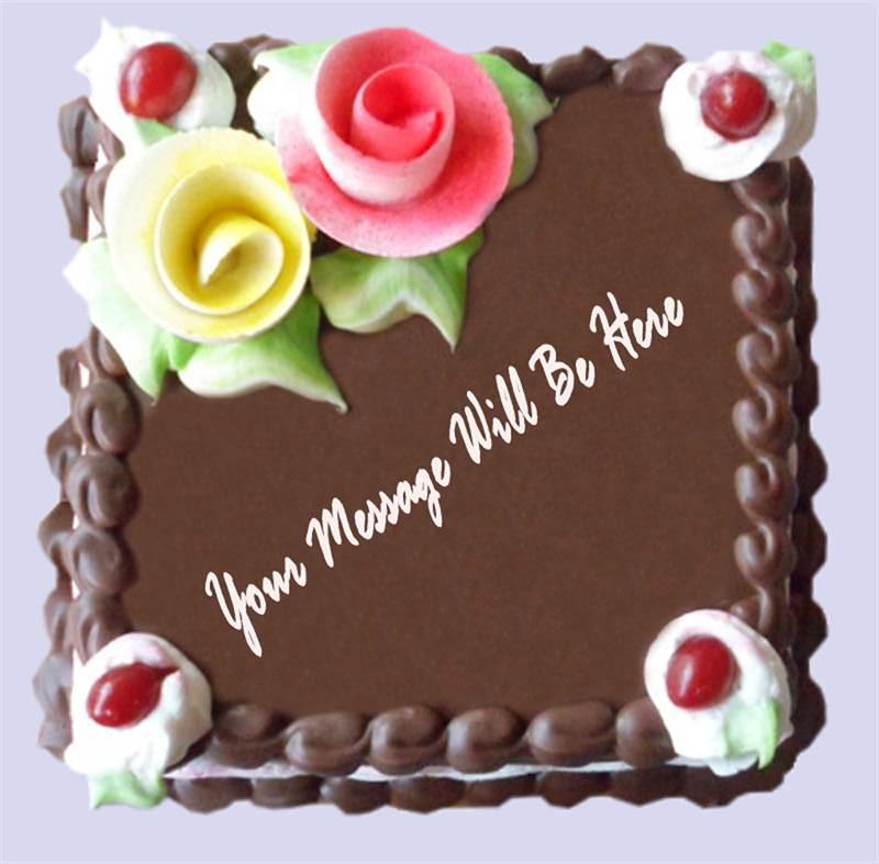 Chocolate Cake (1 Kg) from Paudel Bakery (CKHTD005)