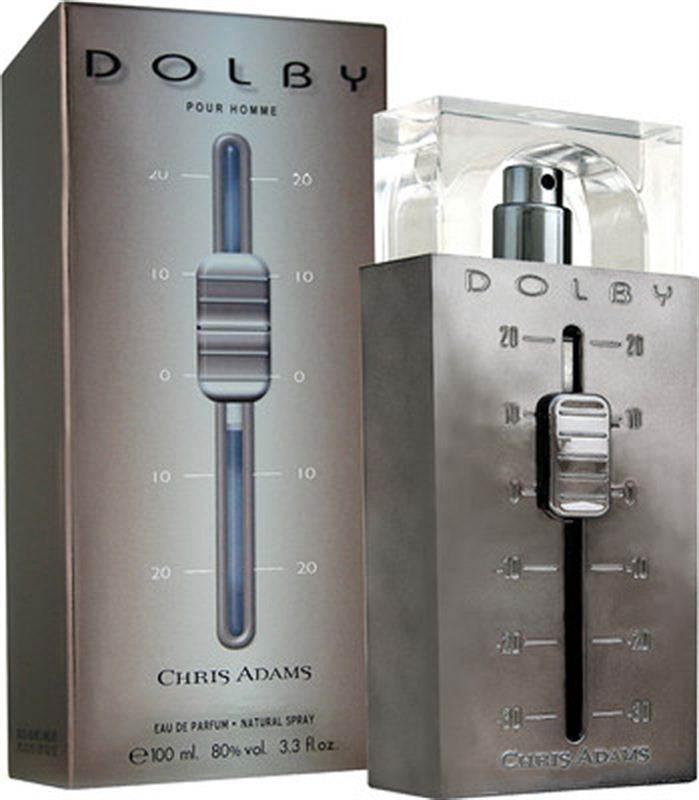 Chris Adams Dolby EDP - 100 ml (For Men) (PMHTD005)