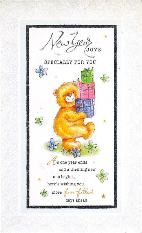 New Year Card (rn000047)