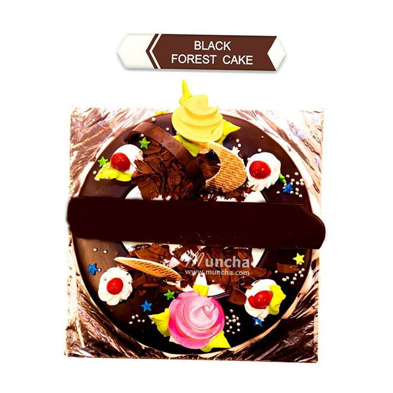 Black Forest Cake (1 Kg) from Hotel Barahi (HBCP0002)