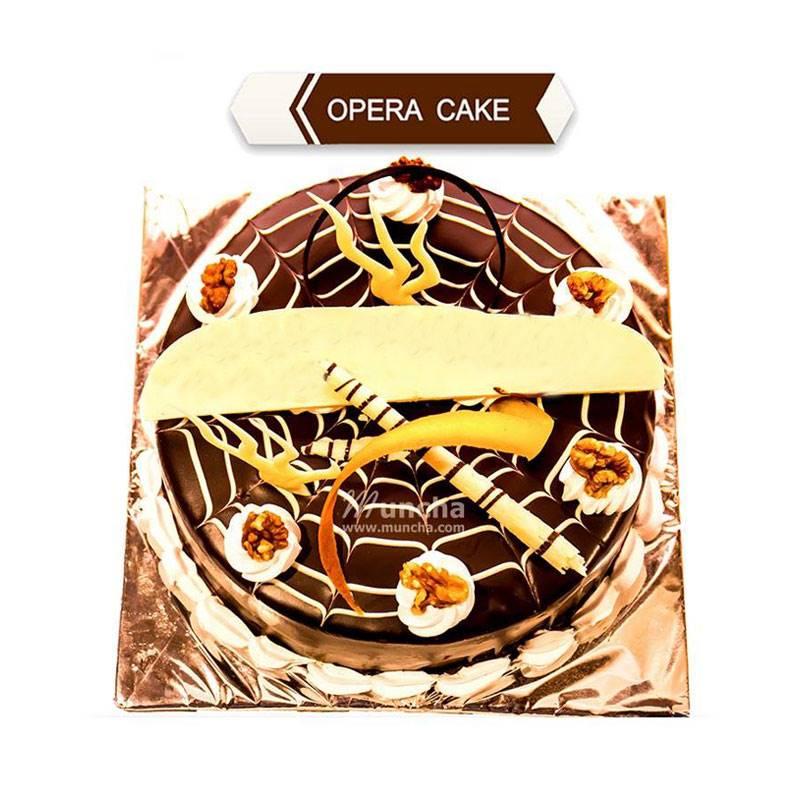 Opera Cake (1 Kg) from Hotel Barahi (HBCP0004)