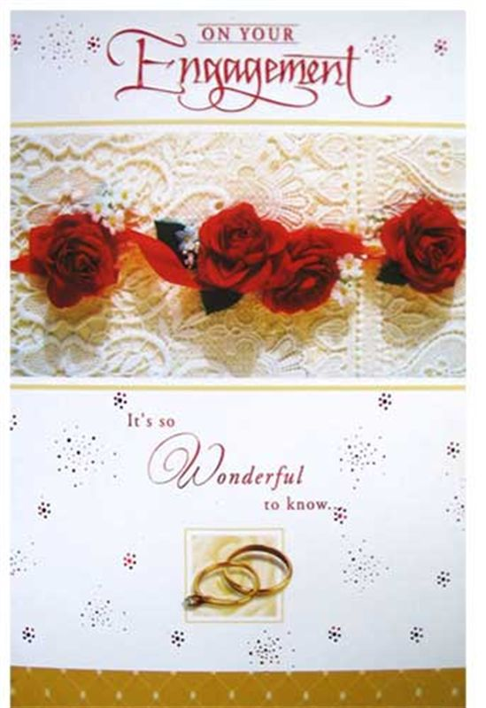 Engagement Card (rw000028)