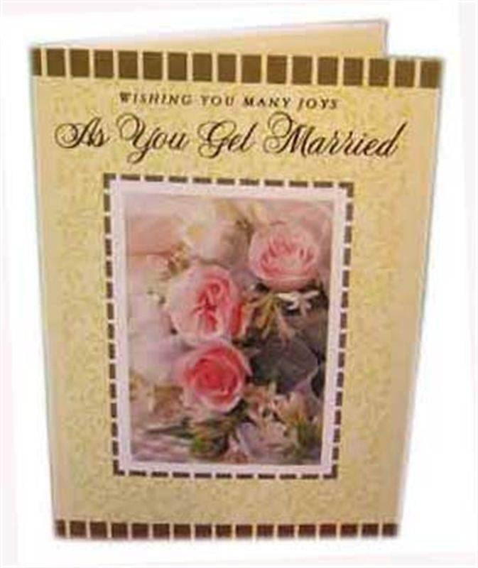 Wedding Card (rw000029)(GCPKR033)
