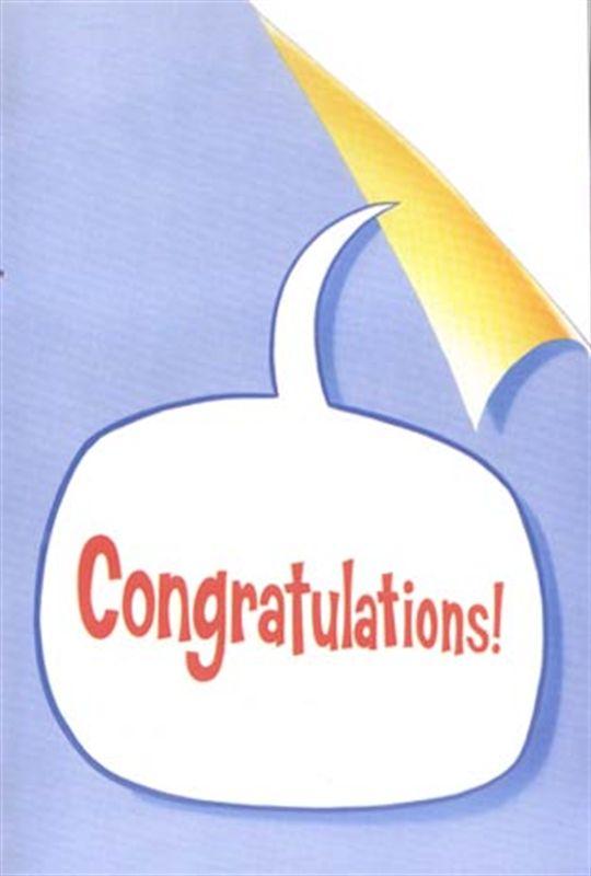 Congratulation Card (rc000010)