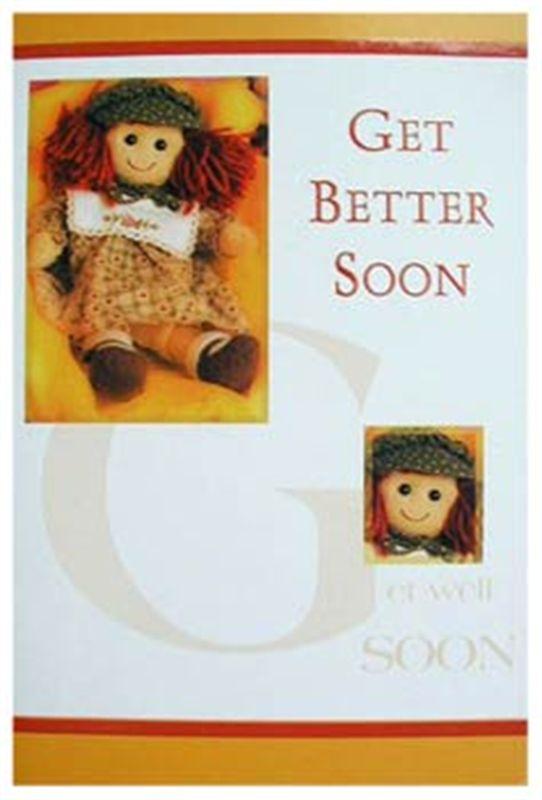 Get Well Soon Card (rgg00014)