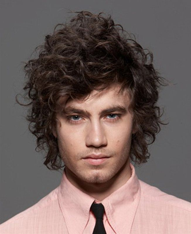 Hair Perm Short Length For Men Send Gifts And Money To Nepal