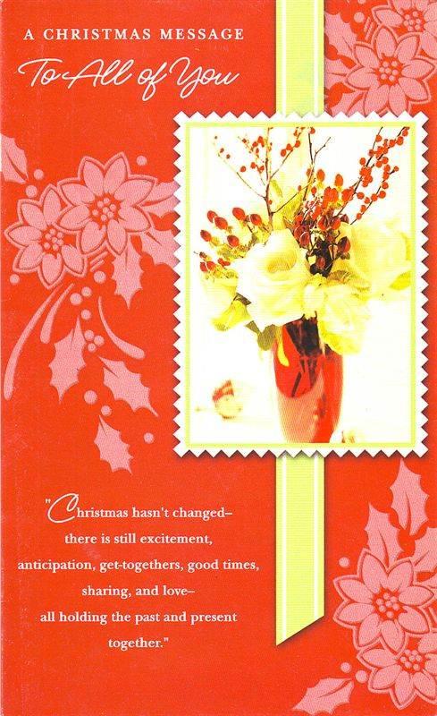 Christmas Card (rch00033)