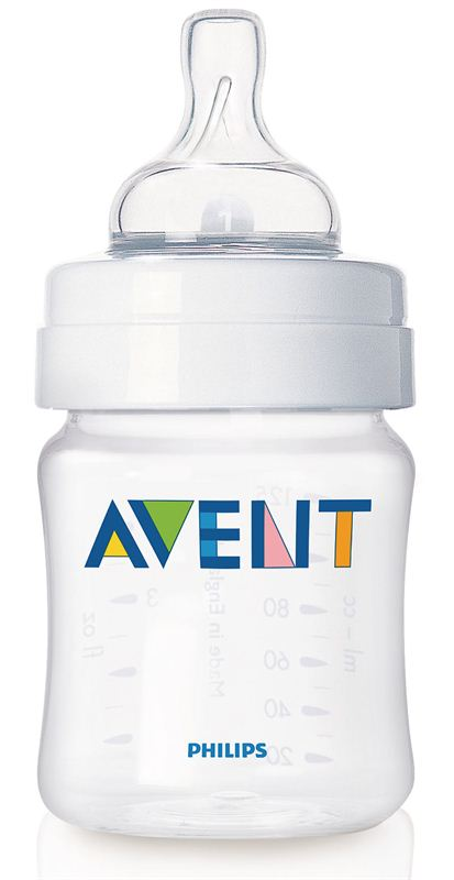 Philips Avent PP 1 Feeding Bottle (SCF680/17) (125 ml)