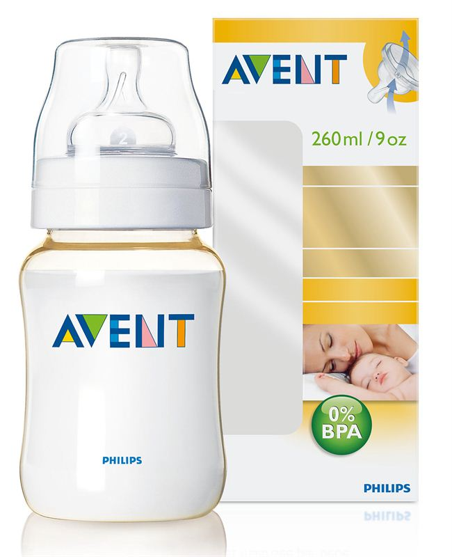 Philips Avent PES 1 Feeding Bottle (SCF663/17) (260 ml)