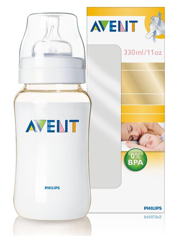 Philips Avent PES 1 Feeding Bottle (SCF666/17) (330 ml)