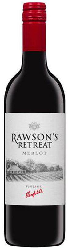 Penfolds Rawson's Retreat Merlot (An Australian Red Wine) (750 ml) (BVPKR070)