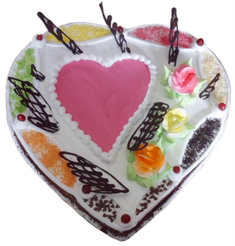 Black Forest Cake (3 Kg) from Hamro Bakery (CHT010)