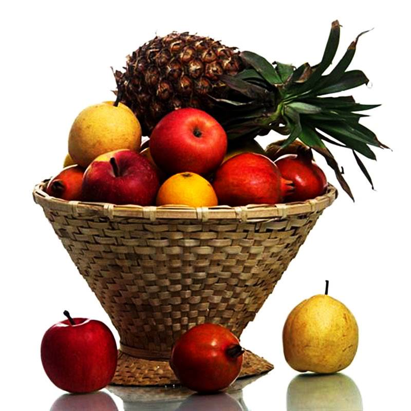 Fresh Fruit Basket (FFBCHT01)