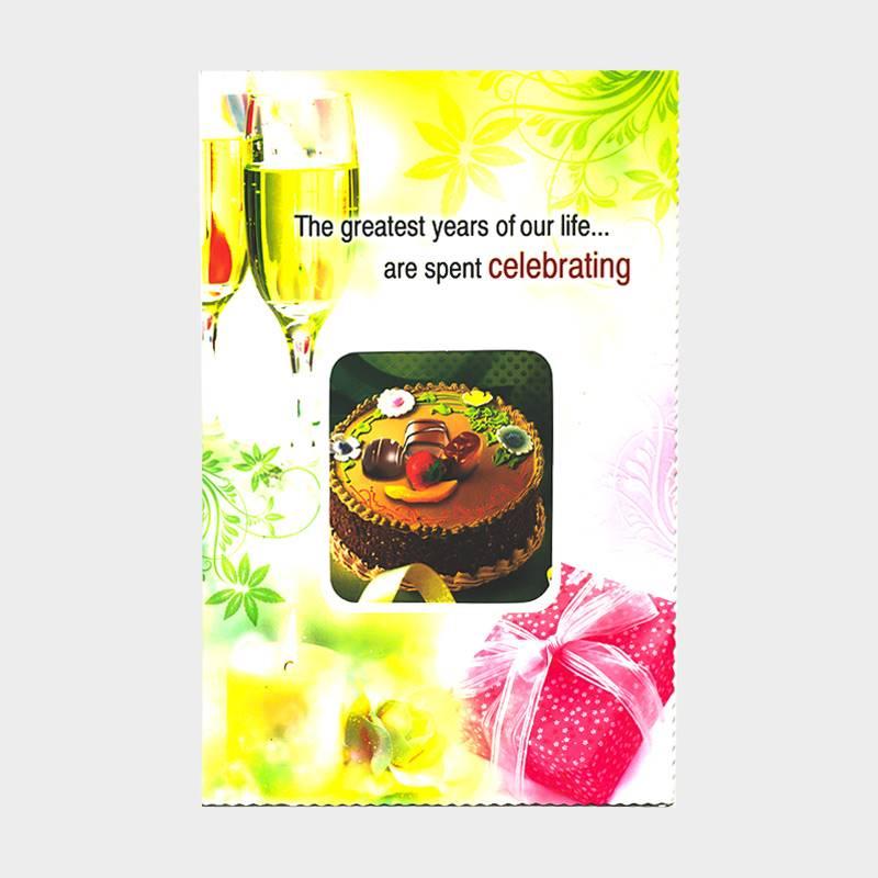 Birthday Card (GCCHT002)