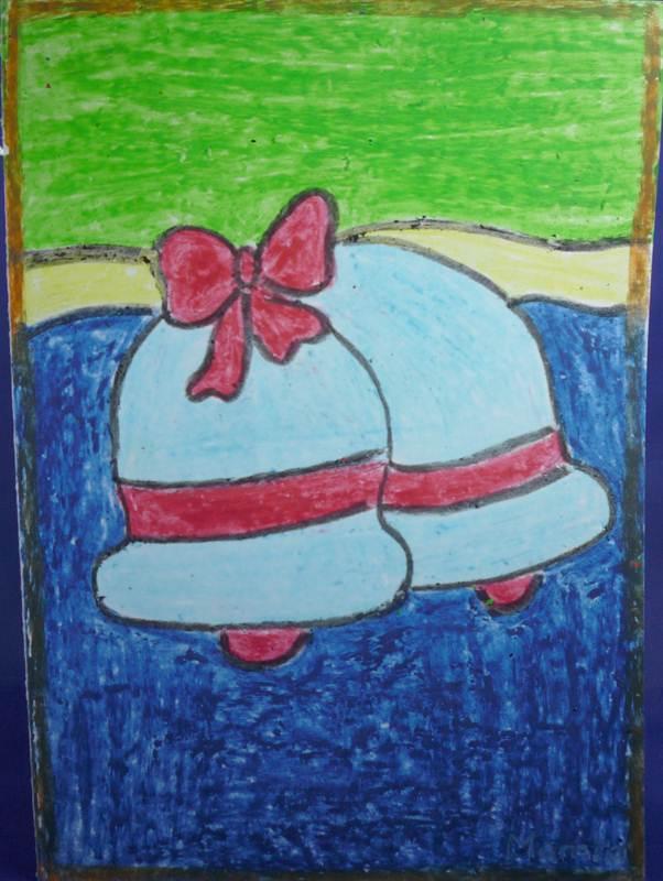 Christmas greeting card (MSPI028)