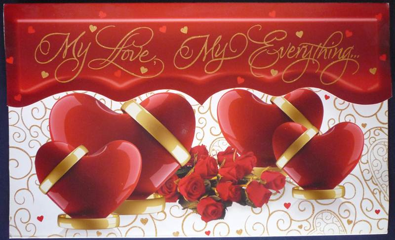 My Love My Everything Card (rl000080)