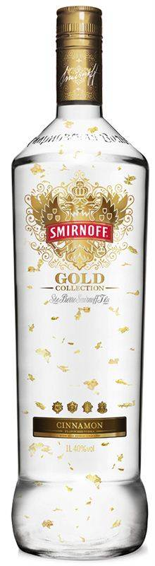 Smirnoff Gold Vodka (1L) (CHT009)