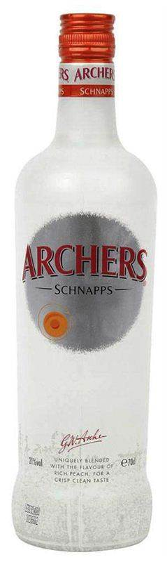 Archer's Peach Schnapps Liqueur (1L) (CHT013)