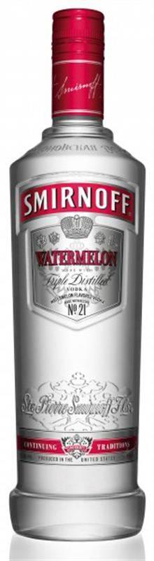 Smirnoff Watermelon Vodka (750ml) (CHT018)