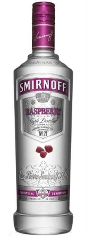 Smirnoff Raspberry Vodka (750ml) (CHT019)