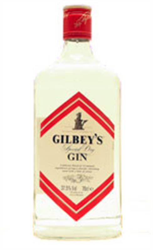 Gilbey's London Dry Gin (1L) (CHT023)