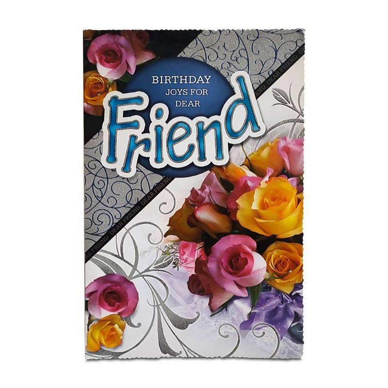 Birthday Card for Friend (GCCHT032)
