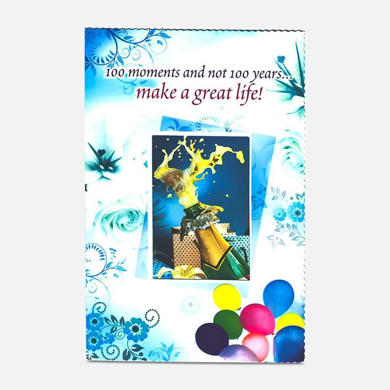 Birthday Card (GCCHT043)