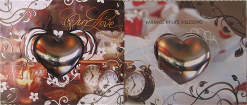 Valentine's  Card (GCCHT076)