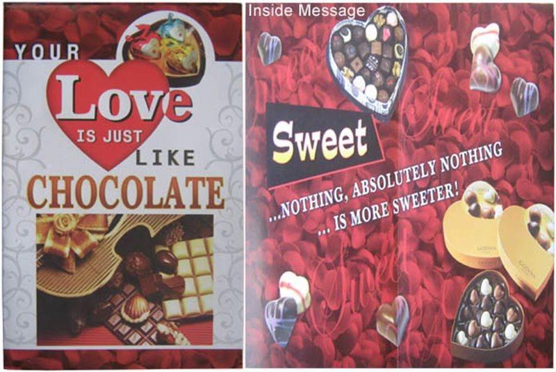 Valentine's Day Card (GCCHT077)
