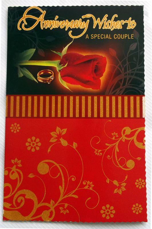 Anniversary Card (MICDRN005)