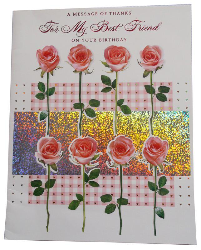 Birthday Card (MICDRN004)