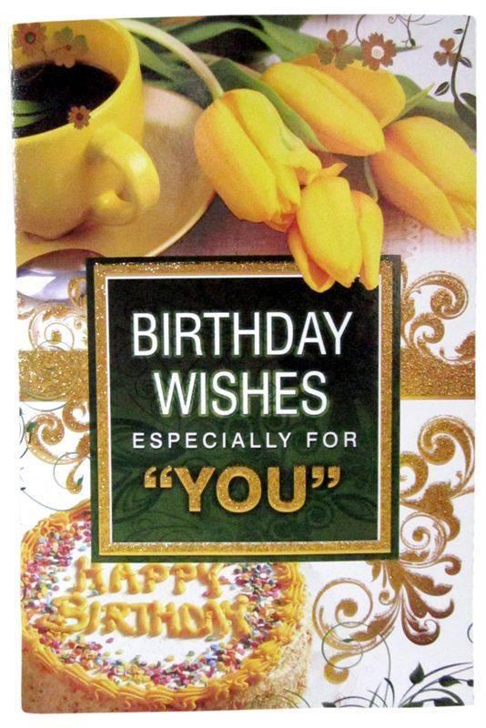 Birthday Card (rb000236) (GCNPJ025)