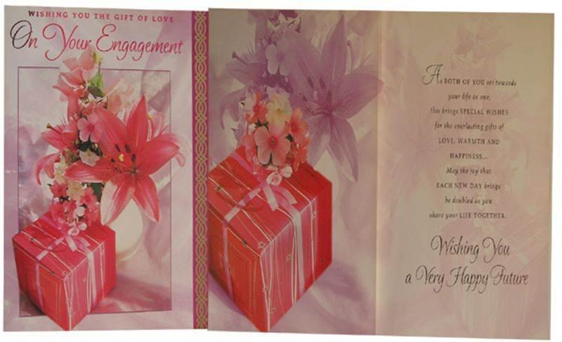 Engagement Card (en000007) (GCNPJ044)