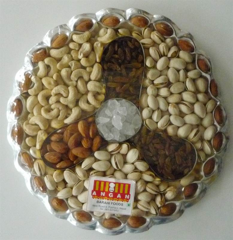 Angan Special Dry Fruits from Angan (664g) (ANPKR012)