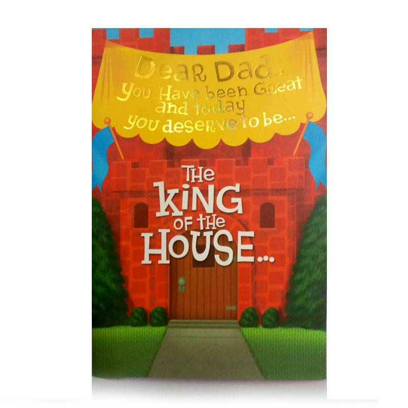 The King of the House (CARD25)